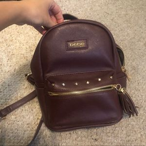 BEBE MINI BACKPACK